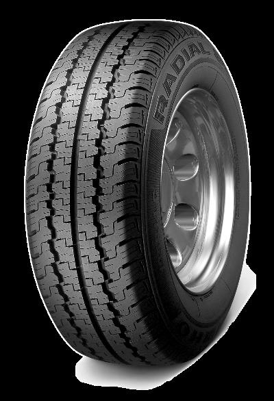 Summer Tyre KUMHO 857 225/65R16 12 S