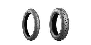 Tyre BRIDGESTONE A40 120/70R19 60 V