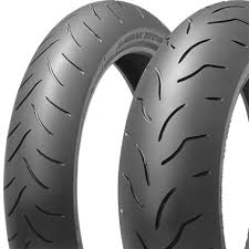 Tyre BRIDGESTONE BT016PRO 190/50R17 73 W