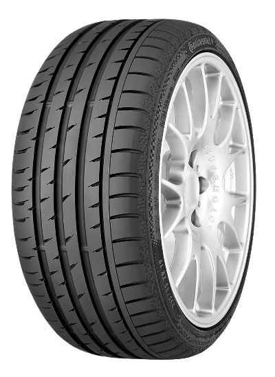 Summer Tyre CONTINENTAL CONSPTCON3 275/40R18 99 Y