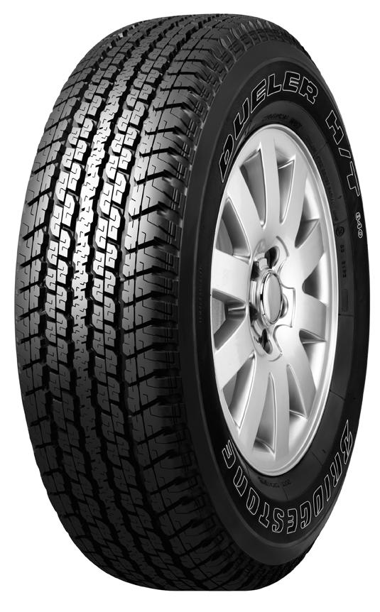 Tyre BRIDGESTONE D840 255/70R15 10 S