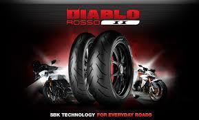 Tyre PIRELLI DIAROSSO2 200/50R17 75 W