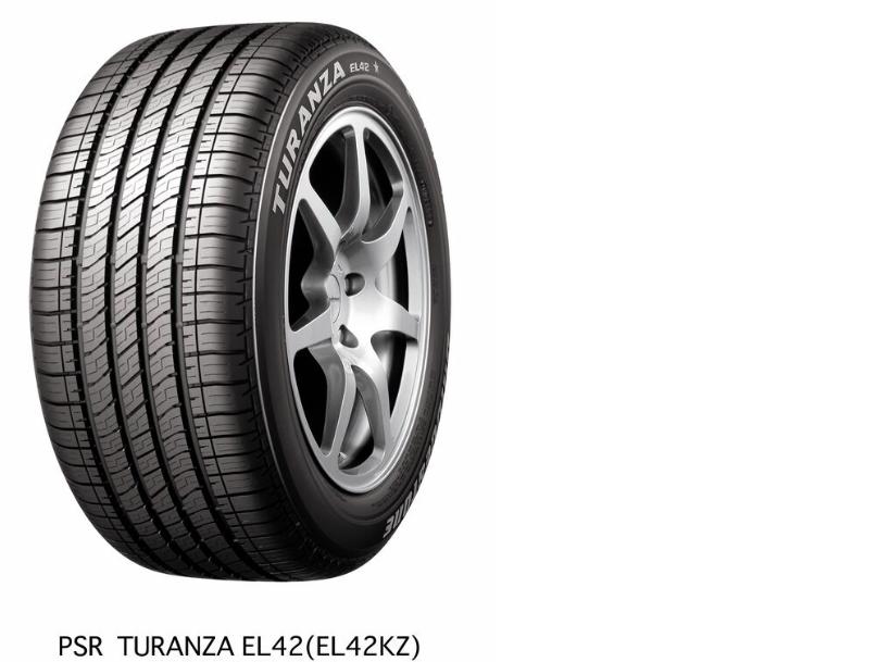 Tyre BRIDGESTONE EL42 235/55R17 99 H