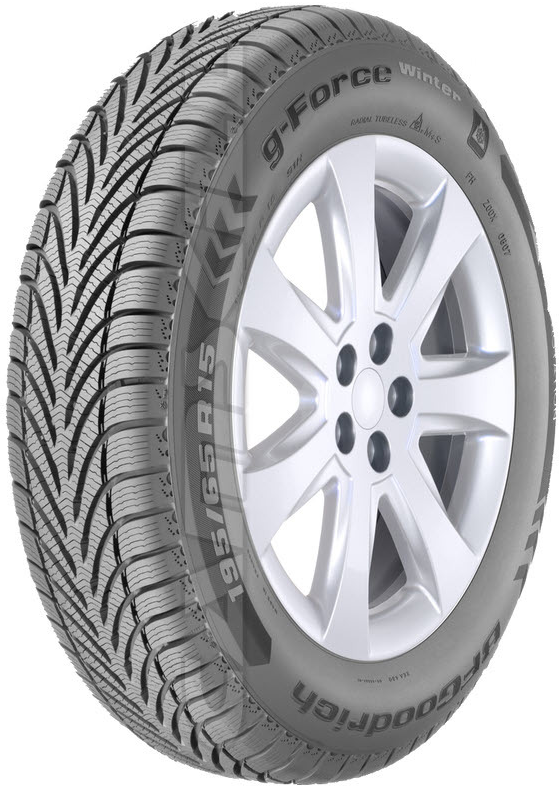 Winter Tyre B.F. GOODRICH GFORCE 215/45R17 91 H