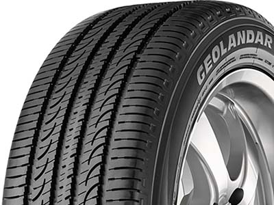 Summer Tyre YOKOHAMA GO55 245/50R20 02 V