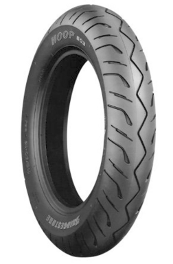 Tyre BRIDGESTONE HOOPB03 120/80R14 S