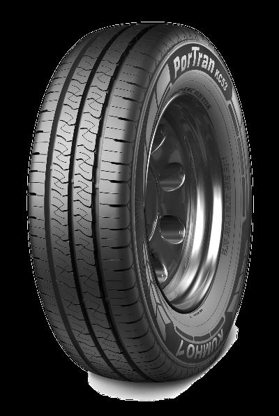 Summer Tyre KUMHO KC53 195/80R14 R