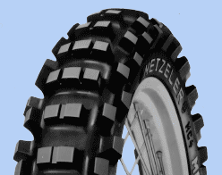 Tyre METZELER MC4 100/100R18