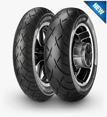 Tyre METZELER ME888 200/50R17 75 W