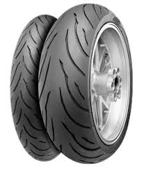 Tyre CONTINENTAL MOTION 120/70R17 58 W