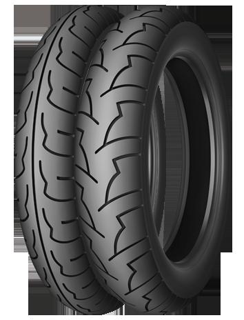 Tyre MICHELIN PILACT 100/90R19 V