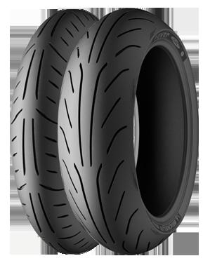 Tyre MICHELIN PWRPURE 120/60R17 W