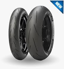 Tyre METZELER RACETECRR 180/60R17 75 W