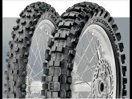 Tyre PIRELLI SCMX 100/90R19 M