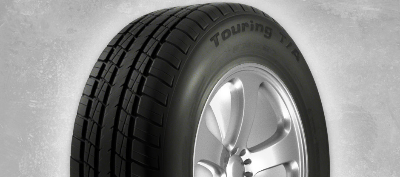 Tyre POWER TRAC TOURING 215/60R15 94 H