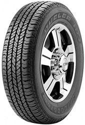 Summer Tyre Bridgestone Dueler H/T D684 II XL 245/65R17 111 S