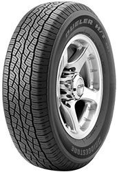 Summer Tyre Bridgestone Dueler H/T D687 - Rav 4 Support Ring 235/55R18 99 H