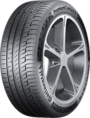 Summer Tyre Continental Premium Contact 6 235/55R18 100 V
