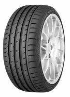 Summer Tyre Continental Sport Contact 3 XL 205/45R17 88 V