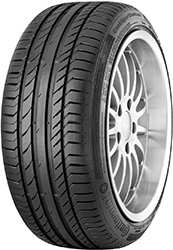 Summer Tyre Continental Sport Contact 5 XL 245/35R21 96 W