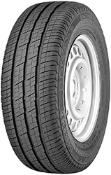 Summer Tyre Continental Van Contact 100 185/75R16 104 R