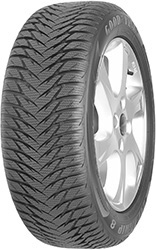 Winter Tyre Goodyear UltraGrip 8 MS 165/65R14 79 T