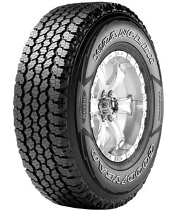 Summer Tyre Goodyear Wrangler AT/ADV 245/70R17 119 S