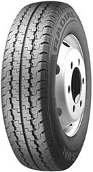 Summer Tyre Kumho 857 155/80R13 90 R
