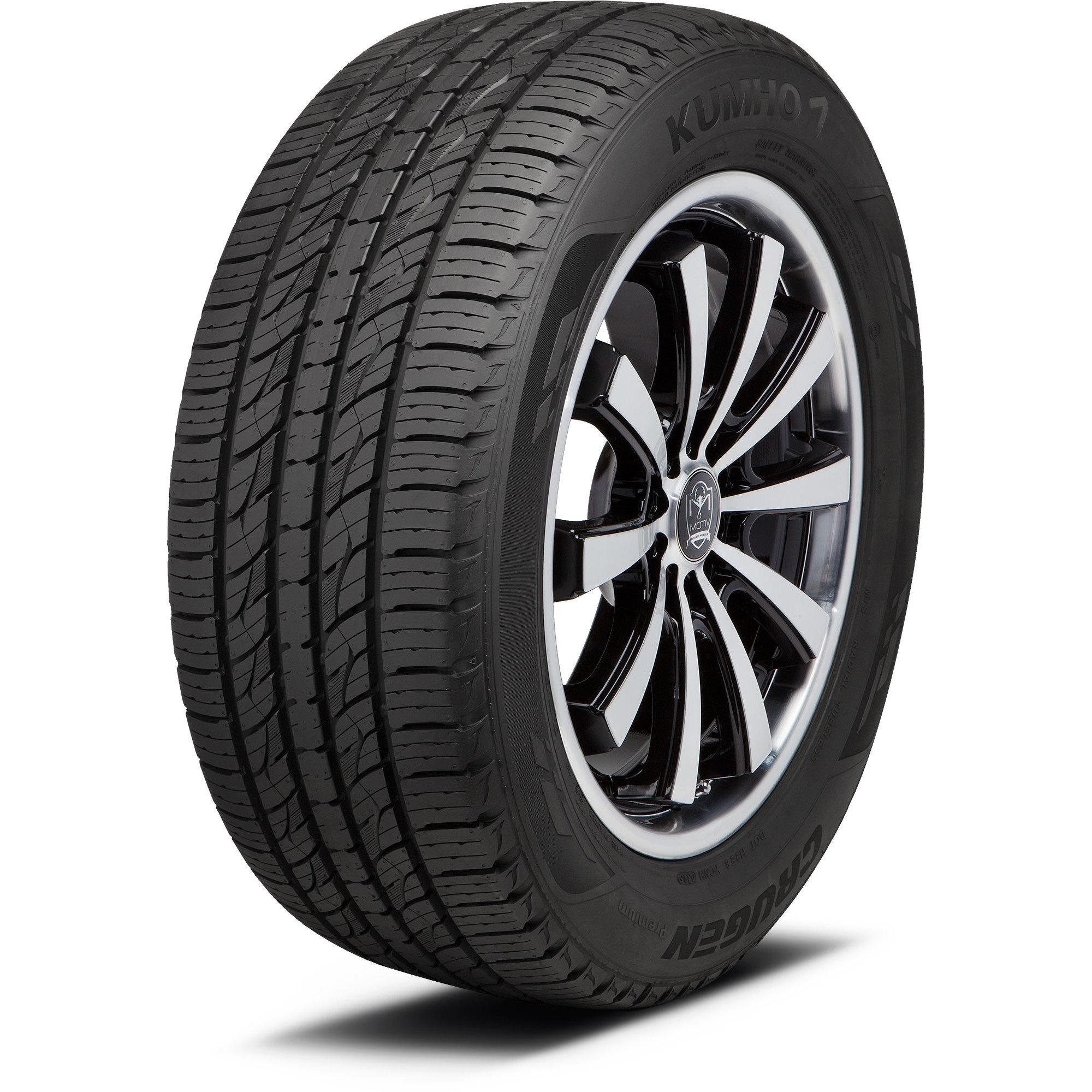 Summer Tyre Kumho Crugen (KL33) 235/55R19 101 H