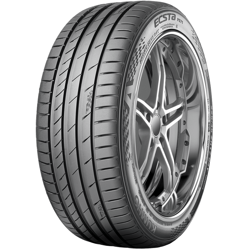 Summer Tyre Kumho Ecsta Le Sport (KU39) XL 255/35R18 94 Y