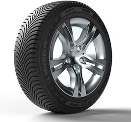 Winter Tyre Michelin Alpin 5 XL 205/45R16 87 H