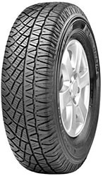Summer Tyre Michelin Latitude Cross 235/55R18 100 H
