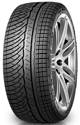 Winter Tyre Michelin Pilot Alpin PA4 XL 245/50R18 104 V