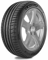 Summer Tyre Michelin Pilot Sport 4 XL 255/40R17 98 Y