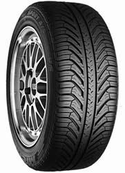 Summer Tyre Michelin Pilot Sport A/S Plus 285/40R19 103 V