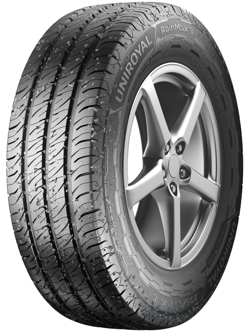 Summer Tyre Uniroyal RainMax 2 195/75R16 107 R