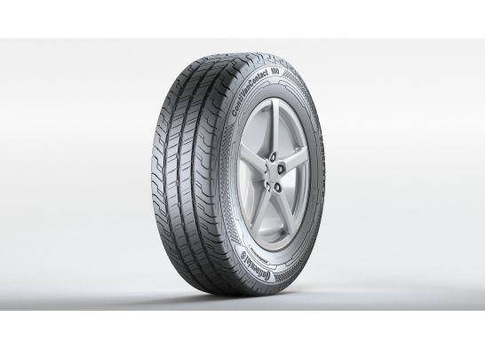 Tyre Continental VANCO 116/114R 215/75R16 116/114