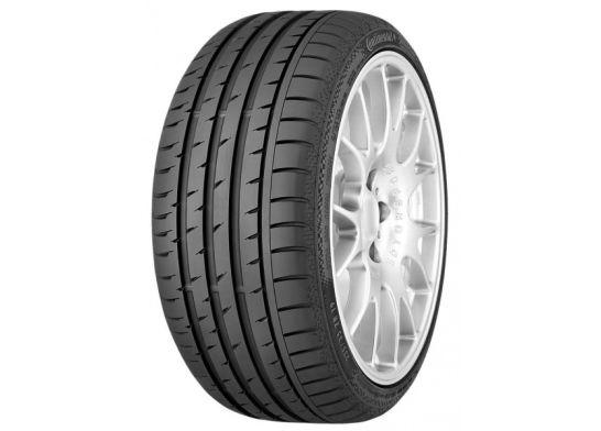 Tyre Continental SPORT 95Y 245/35R20 95 Y