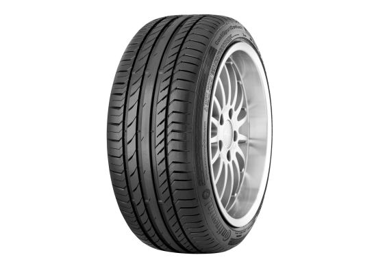Tyre Continental CSC5 M 100W 245/50R18 100 W