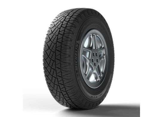 Tyre Michelin LATT C 114H 255/65R17 114 H