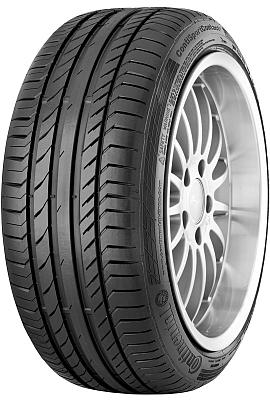 Tyre Continental CSC5 S 111Y 295/40R21 111 Y