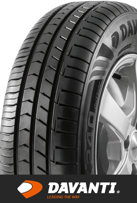 Tyre Davanti DX240 75T 155/70R13 75 T