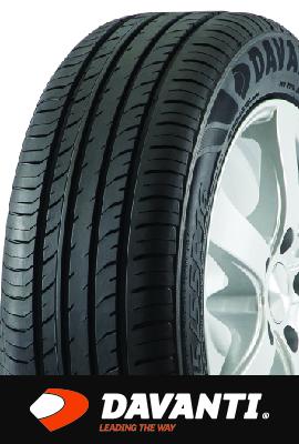 Tyre Davanti DX390 88V 205/55R15 88 V