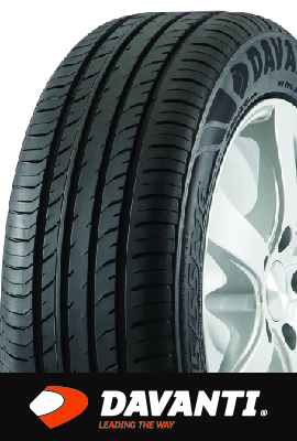 Tyre Davanti DX390 77H 165/60R15 77 H