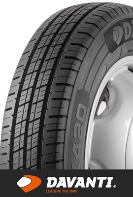 Tyre Davanti DX420 98/96Q 175/80R16 98/96 Q