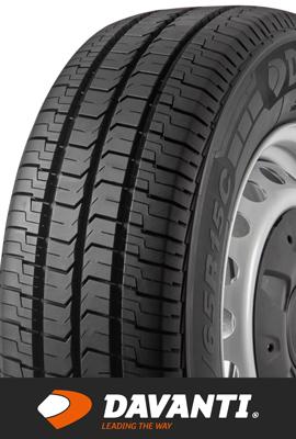 Tyre Davanti DX440 89/87R 165/70R14 89/87