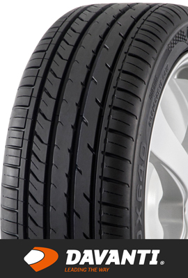 Tyre Davanti DX640 95W 245/35R20 95 W