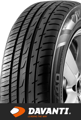 Tyre Davanti DX740 110H 255/65R17 110 H