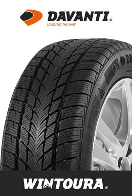 Tyre Davanti WINTOU 86T 185/65R14 86 T