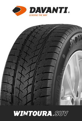 Tyre Davanti WINTOU 109V 255/55R18 109 V